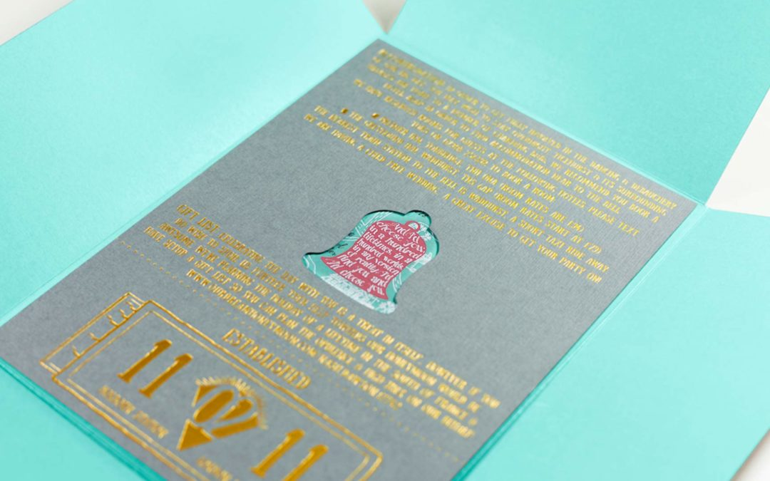 Wedding Invitation Design & Illustration