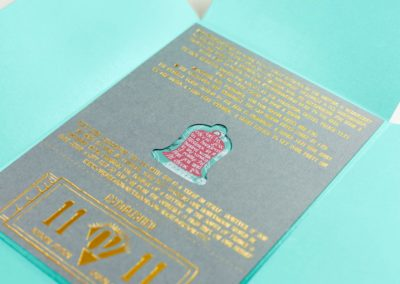 Wedding Invitation Design & Illustration