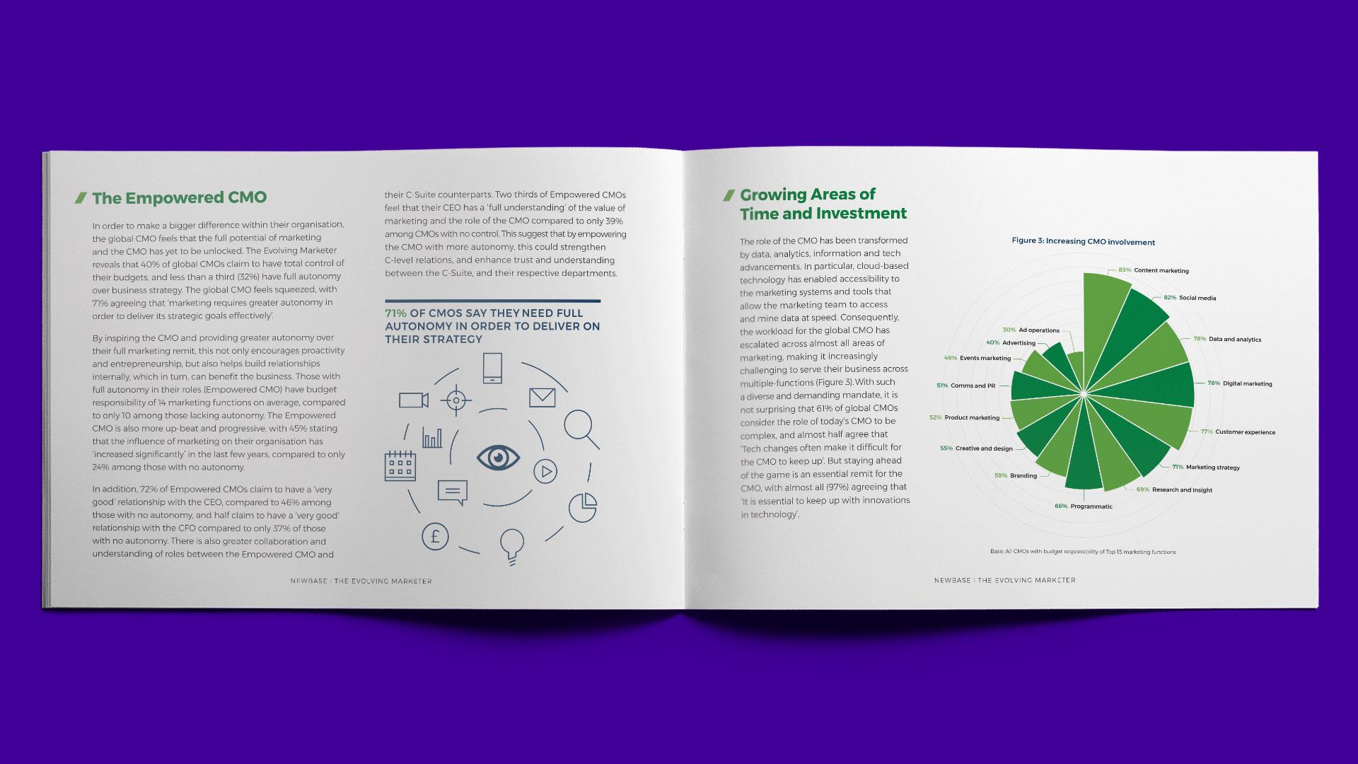report-brochure-infographic-design