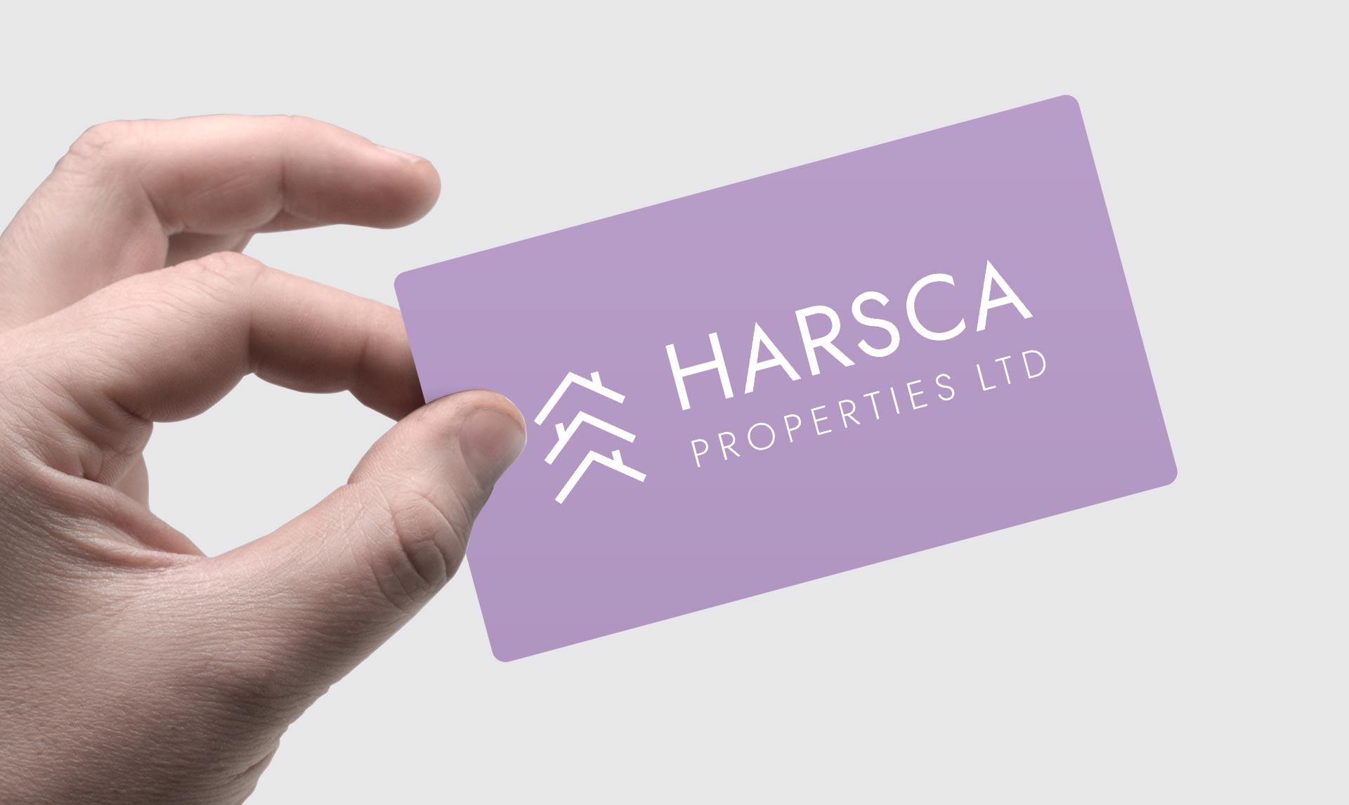 harsca-properties-branding-design