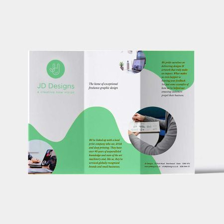 folded-leaflets-flyers-design-print